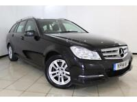 2014 14 MERCEDES-BENZ C CLASS 2.1 C220 CDI EXECUTIVE SE PREMIUM 5DR 168 BHP DIES