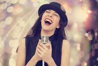Singing Lessons for Beginner to Advance!! Southwest Location.