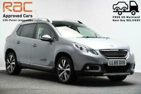 image for 2015 65 PEUGEOT 2008 *PANORAMIC ROOF* 1.2 PURETECH S/S FELINE MISTRAL 5D 130 BHP