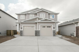 Brand New Half Duplex on West Side $310,000