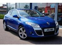 2011 RENAULT MEGANE 1.5 dCi Dynamique TomTom GBP20 TAX, NAV and ALLOYS