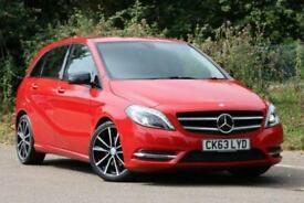image for 2013 Mercedes-Benz B-CLASS 1.5 B180 CDI BLUEEFFICIENCY SPORT 5d 109 BHP MPV Dies