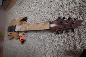 Carvin 8 string DC800 mint condition