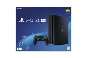 PS4 Pro Playstation 4 BNIB SEALED