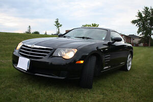 Daimler-Chrysler Crossfire (Mercedes SLK) made in Germany