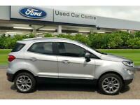 2018 Ford Ecosport 1.0 EcoBoost 125 Titanium 5dr Hatchback Petrol Manual