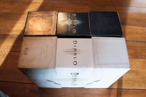 Diablo 3 and Reaper of Souls Collector's Edition