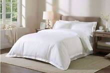 NEW 800 THREAD COUNT QUEEN QUILT COVER-RRP $370 Double Bay Eastern Suburbs Preview