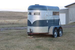Two-Horse trailer for Sale