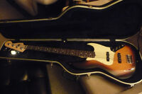 2005 USA Fender Jazz Bass 3 Color Sunburst