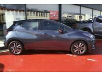 2019 Nissan Micra 1.0 IG-T 100 Acenta Limited Edition 5dr Hatchback Petrol Manua