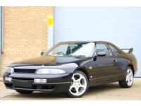 NISSAN SKYLINE Gloss BlackGTST Auto In stunning condition . , Black, Auto, Petro