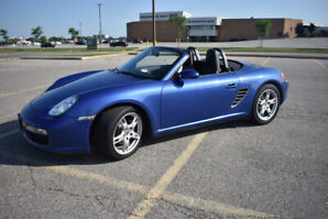 2007 Porsche Boxster Coupe (2 door)