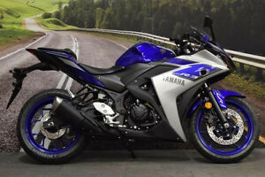 2016 YZF R3, Mint only 620 km.