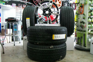 "Porsche Cayenne Audi Q7 VW Touareg 20"" Mag Wheel & Tire package"