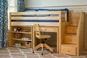 HOLIDAY EXTENDED SALE 15% OFF + FREE MATTRESS_ BUNK & LOFT BEDS Peterborough Peterborough Area image 7