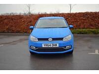 2014 VOLKSWAGEN POLO Volkswagen Polo 1.2 TSI SE 3dr