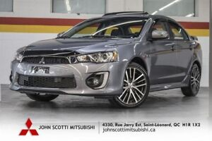 2016 Mitsubishi LANCER GTS AWC GTS AWC AWC*LEATHER*ROOF*14000KM!