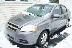 2008 Chevrolet Aveo Sedan