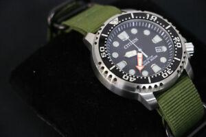 **BLING** Citizen Eco-Drive, Divers' 200M, GN-4-S - 1879