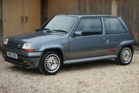 1990 RENAULT 5 1.4 GT TURBO 3dr NO OFFERS NO PX
