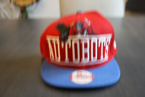 NEW ERA TRANSFORMERS AUTOBOTS LOGO BASEBALL HAT CAP