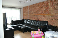 St. Henri - Completely renovated - Near Atwater Market & Metro