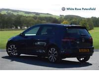 2015 Volkswagen Golf GTE 1.4 TSI 204 PS 6-speed DSG 5 Door PETROL/ELECTRIC blue