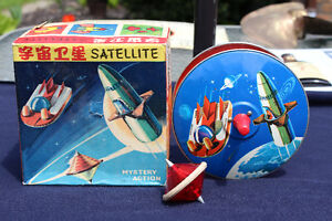 1970'S BOXED SPACE TOY