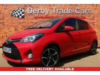 2014 Toyota Yaris 1.3 VVT-I SPORT 5d 99 BHP Hatchback Petrol Manual