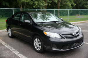Toyota Corolla 2011 CE, Automatic, only 122,000 KM