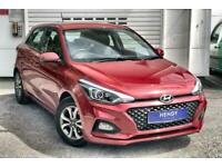 2018 Hyundai i20 1.2 MPi SE 5dr HATCHBACK Petrol Manual