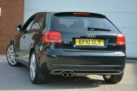 2010 59 Audi A3 20tdi Black Edition S Line S Tronic Automaticbelt