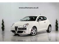 2011 Alfa Romeo MiTo 1.4 TB MultiAir Veloce 3dr Hatchback Petrol Manual