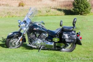 moto yamaha vstar 1100cc