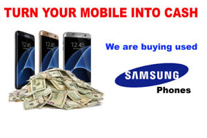 Tired of your old phone? Sell for cash!!