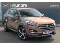 2018 Hyundai Tucson 2.0 CRDI Blue Drive Premium 2WD Diesel bronze Manual
