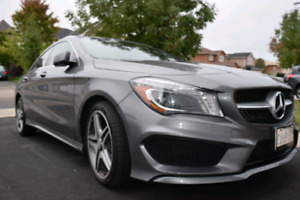29 months Mercedes CLA AMG SPORTS PACKAGE