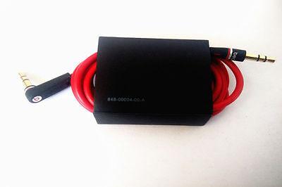 OEM Original Beats By Dre Audio AUX 3.5mm Cable Cord Solo HD Studio