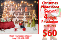 Christmas photoshoot Special