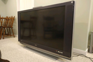 "Sony WEGA 55"" rear projection LCD TV"