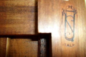 Rare Antique Wood Holly Bible Missal Book Holder Kitchener / Waterloo Kitchener Area image 5
