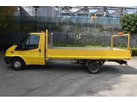 2.2 T350 RWD 2D 124 BHP XLWB DIESEL MANUAL DROPSIDE VAN 2012