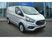 2020 Ford Transit Custom 300 L1 FWD 2.0 EcoBlue 130ps Low Roof Limited Manual V