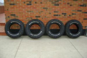 BFG All Terrain LT265/70R17  Tires