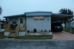 CLEARWATER -  2 bedrooms - 1 Bathroom