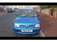 Nissan Micra ONLY 61000 Miles