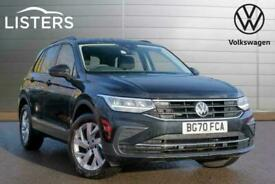 2020 Volkswagen Tiguan 1.5 TSI 150 Life 5dr SUV Petrol Manual