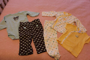 Infant girl clothes 6mos, 6-12mos & 9 mos St. John's Newfoundland image 8