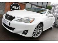 2011 61 LEXUS IS 2.5 250 ADVANCE 4D AUTO 205 BHP